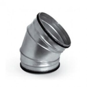 Cot 60 grade tip spiro cu garnitura de etansare diametrul 200 mm