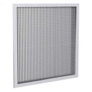 Grila caroiaj fix 595×595 mm tavan casetat