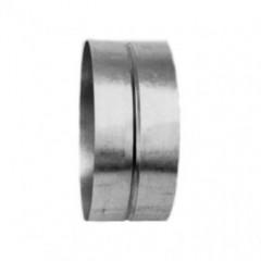 Mufa fara garnitura pentru imbinare fitinguri tip Spiro cu garnitura diametrul 100 mm