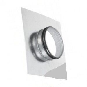 Racord cu garnitura de etansare diametrul 100 mm pe perete