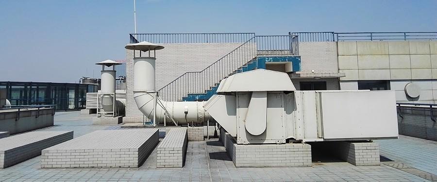 Tubulatura de ventilatie pentru baruri, cladiri de birouri, complex comercial, mall-uri, supermarket-uri, depozite